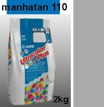"""MANHATAN"" Fuga mapei Ultracolor 110 - 2 kg"